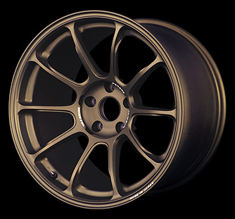 RAYS ZE40 17inch (BR) VOLK RACING (5h*112,5h*120,5h*114.3)